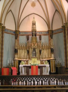 St. Jan de Doper Interieur 2